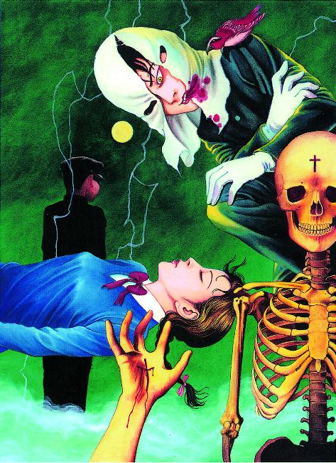 気鋭の関西クリエイターが集結。「based on origin」project第1弾。 怪奇幻想歌劇「笑う吸血鬼」                                                       2017年12月下旬、大阪にて上演決定。